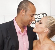 Thousands of Miles Between Hank Baskett and Kendra Wilkinson
