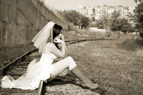 Cupid's Pulse Article: The Runaway Bride's New Man