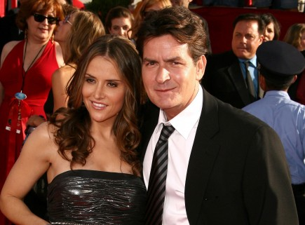 Cupid's Pulse Article: Charlie Sheen and Brooke Mueller Reach Custody Agreement