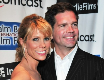 Cupid's Pulse Article: Cheryl Hines Stays Friends With Ex-Hubby