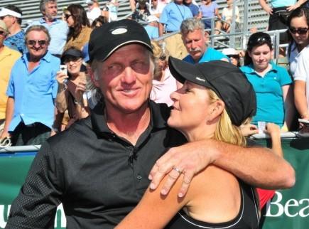 Cupid's Pulse Article: Chris Evert Talks Divorce Recovery