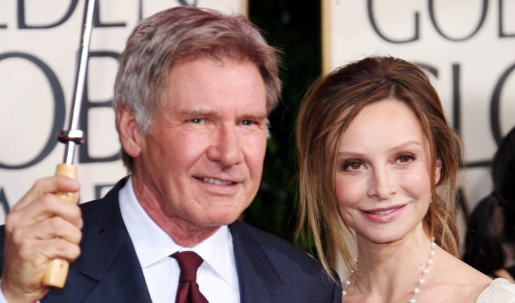 Cupid's Pulse Article: Harrison Ford and Calista Flockhart Tie the Knot
