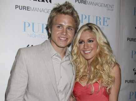 Spencer Pratt and Heidi Montag. Photo: PRN / PR Photos