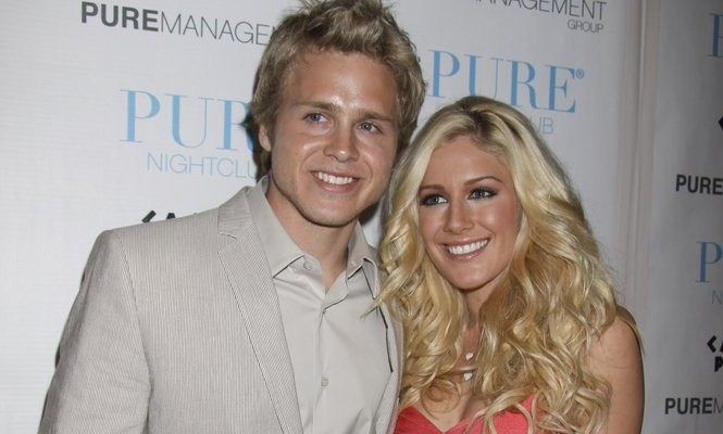 Cupid's Pulse Article: Celebrity Baby: 'The Hills' Alum Spencer Pratt & Heidi Montag Are Expecting a Baby
