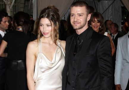 Jessica Biel and Justin Timberlake. Photo: GG/FameFlyNet