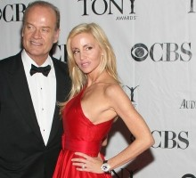 Kelsey Grammer Asks Seperated Wife to the Tonys