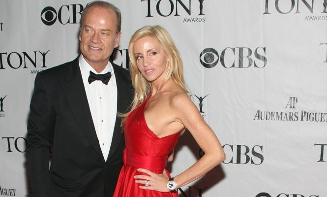 Cupid's Pulse Article: Celebrity News: Camille Grammer Says Relationship with Celebrity Ex Kelsey Grammer is 'Terrible'