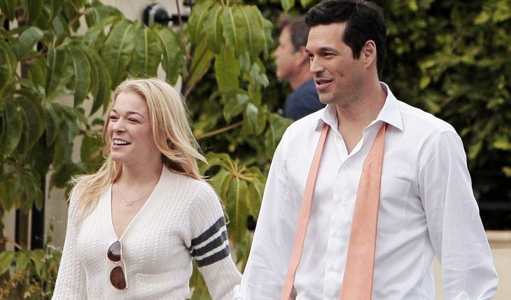 Cupid's Pulse Article: LeAnn Rimes Dotes on Eddie Cibrian's Kids at Easter Dinner