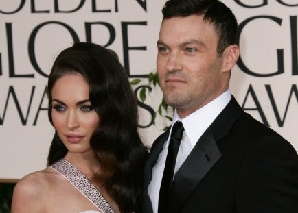 "Cupid's Pulse Article: Megan Fox & Brian Austin Green are ""Re-Engaged"""