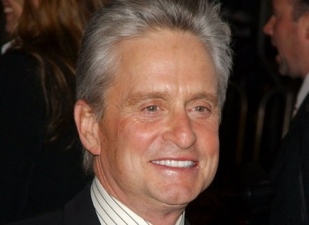 Cupid's Pulse Article: Michael Douglas Battling Tumor