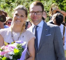 Crown Princess Victoria of Sweden Marries Personal Trainer