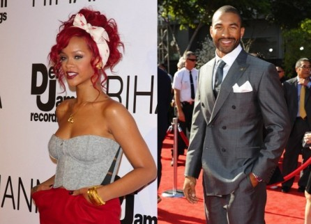 Cupid's Pulse Article: Rihanna Reunites With Ex Matt Kemp in London