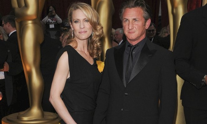 Cupid's Pulse Article: Sean Penn & Robin Wright Divorce in Mean Spirits