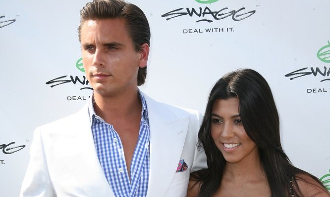 Cupid's Pulse Article: Kourtney Kardashian & Scott Disick Aren't in Splitsville…Yet
