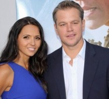 Matt Damon Credits Spouse for Keeping Busy Lives on Track