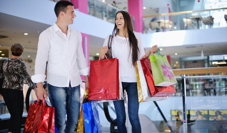 Cupid's Pulse Article: Date Idea: Shop 'Til You Drop