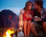 Date Idea: Ignite Sparks While Camping