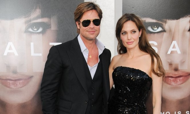 Cupid's Pulse Article: Angelina Jolie On Brad Pitt: We Have Each Other's Backs