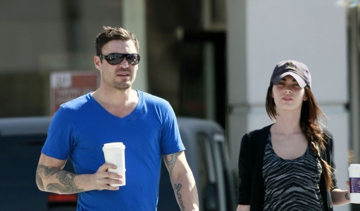 Cupid's Pulse Article: Megan Fox & Brian Austin Green Settle Into Married Life