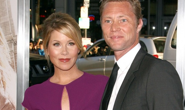 Cupid's Pulse Article: Christina Applegate Opens Up About Motherhood
