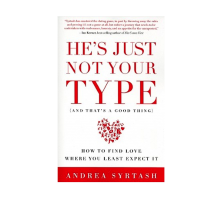 Andrea Syrtash Says 'He's Just Not Your Type (And That's a Good Thing)'