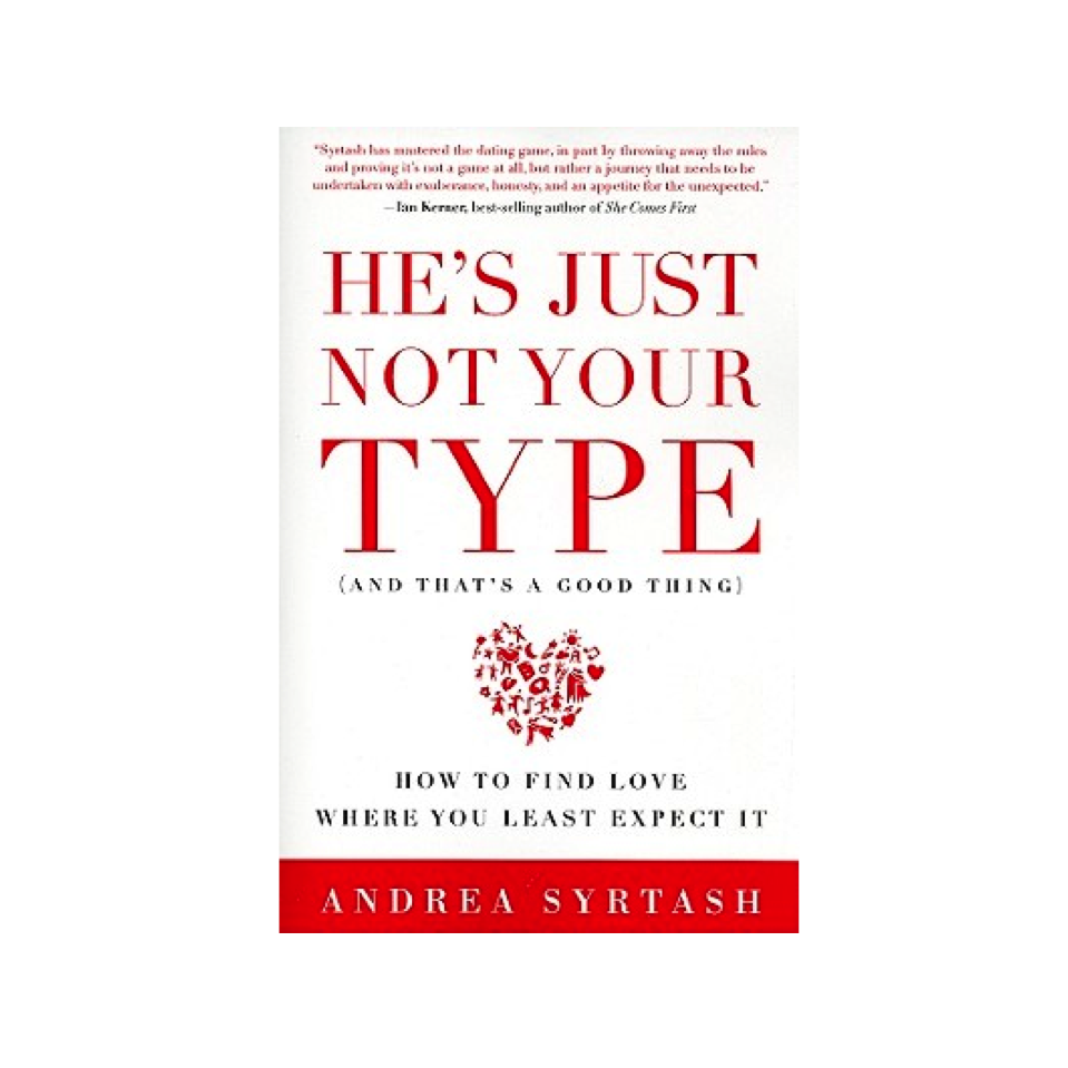 Cupid's Pulse Article: Andrea Syrtash Says 'He's Just Not Your Type (And That's a Good Thing)'