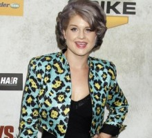 Kelly Osbourne Parties After Breakup