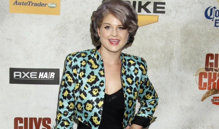 Cupid's Pulse Article: Kelly Osbourne Parties After Breakup