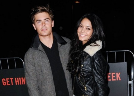 Cupid's Pulse Article: Zac Efron's Night Out Without Vanessa Hudgens