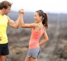 Date Idea: Get Fit Together
