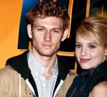 'Glee' Star Dianna Agron Splits From Alex Pettyfer