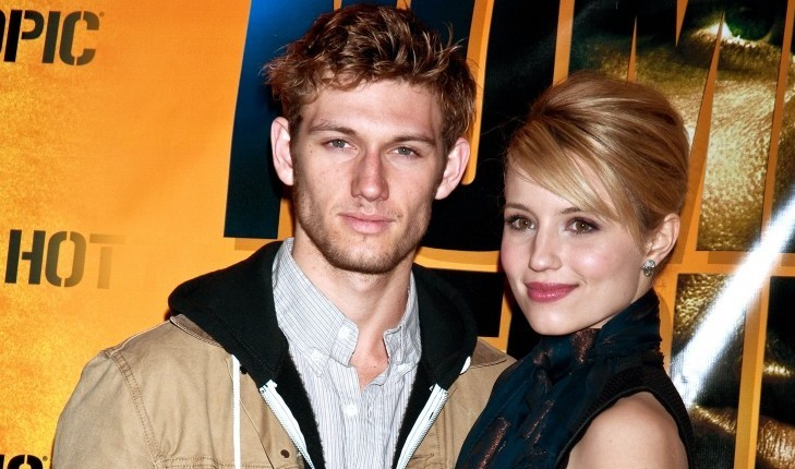 Cupid's Pulse Article: 'Glee' Star Dianna Agron Splits From Alex Pettyfer