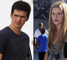 Hayden Christensen & Sophie Monk Spotted Leaving Premiere