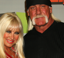 Hulk Hogan Supports Ex's Engagement