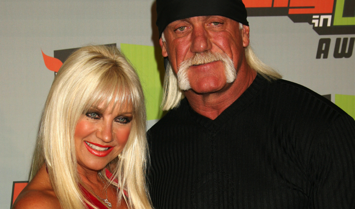 Cupid's Pulse Article: Hulk Hogan Supports Ex's Engagement