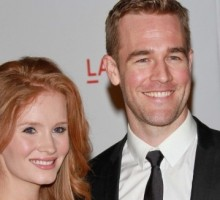James Van Der Beek Marries Again