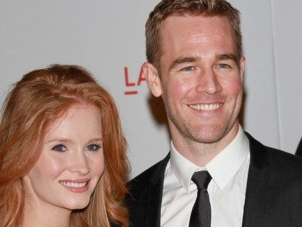 Cupid's Pulse Article: James Van Der Beek Marries Again