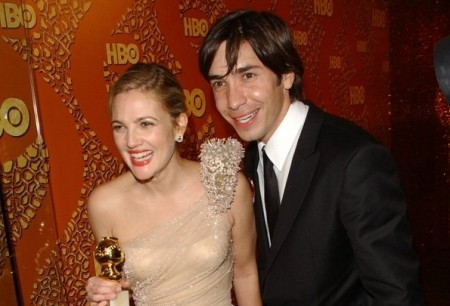 Cupid's Pulse Article: Drew Barrymore Loves Working with Justin Long!