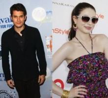 John Mayer and Michelle Trachtenberg?
