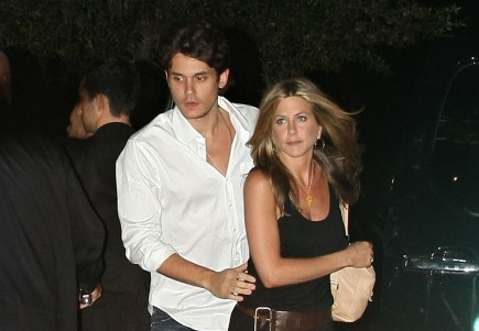 Cupid's Pulse Article: Are Jennifer Aniston & John Mayer Back On?
