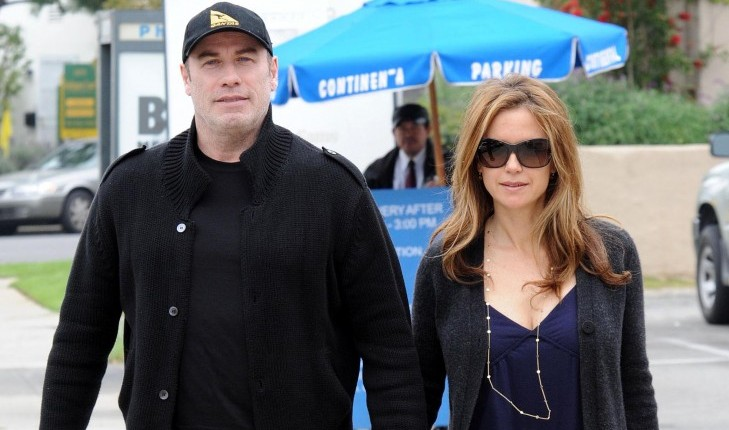 Cupid's Pulse Article: John Travolta & Kelly Preston Look Forward to New Baby