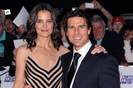 Cupid's Pulse Article: Katie Holmes & Tom Cruise Still in Love