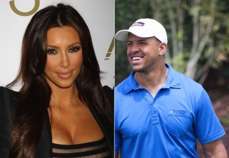 Cupid's Pulse Article: Kim Kardashian and Miles Austin Take a Break
