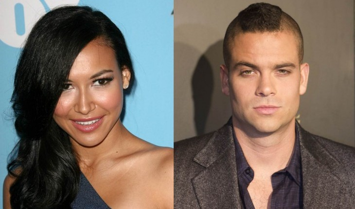 Cupid's Pulse Article: Naya Rivera Keys Mark Salling's Car