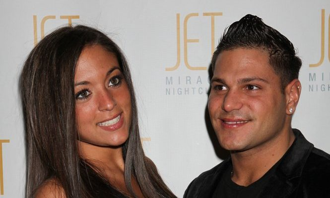 Cupid's Pulse Article: Jersey Shore's Ronnie Regrets How He Treated Sammi