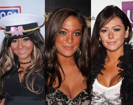 Cupid's Pulse Article: Snooki & JWOWW Tell Sammi the Truth