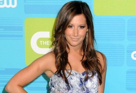 Ashley Tisdale. Photo: Janet Mayer / PR Photos