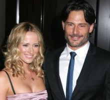 'True Blood' Star Joe Manganiello Brings Work Home