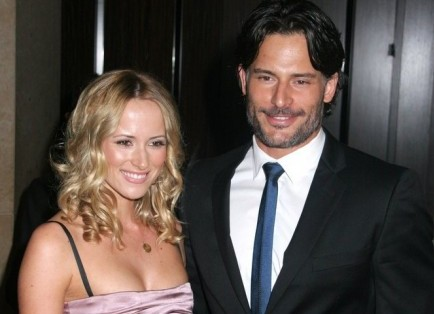 Cupid's Pulse Article: 'True Blood' Star Joe Manganiello Brings Work Home