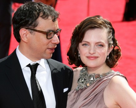 Cupid's Pulse Article: Elisabeth Moss to Divorce Fred Armisen